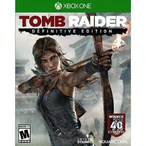 Jogo Tomb Raider: Definitive Edition - Aventura/ação - Xbox One - XONE