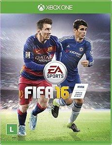 Jogo Fifa 16 - Futebol - XBOX ONE - XONE