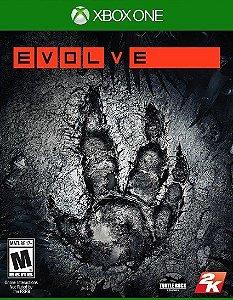 Jogo Evolve - FPS/Multiplayer - XBOX ONE - XONE