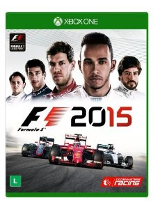 Jogo F1 2015 - FÓRMULA 1 2015 - Corrida - XBOX ONE - XONE