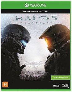 Jogo Halo 5 - Tiro/FPS - Xbox One - XONE
