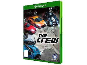Jogo The Crew - Corrida - XBOX ONE - XONE