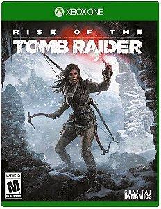 Jogo Rise of the Tomb Raider -  Aventura/Ação - Xbox One - XONE
