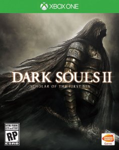 Jogo Dark Souls II: Scholar of the first Sin - RPG - XBOX ONE - XONE