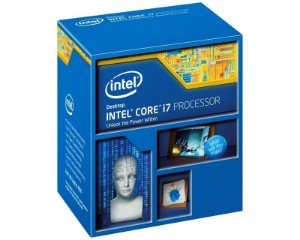 Processador Intel Core i7-4790 Haswell, Cache 8MB, 3.60GHz (4.4Ghz Max Turbo), LGA 1150, Intel HD Graphics 4600