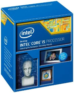 Processador Intel Core i5-4460 Haswell, Cache 6MB, 3.2GHz (3.4GHz Max Turbo), LGA 1150, Intel HD Graphics 4600