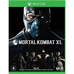 Jogo Mortal Kombat XL - PS4 - PLAY 4 - PLAYSTATION 4 - Luta