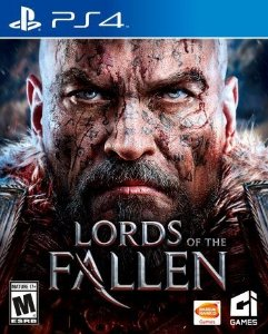JOGO LORDS OF THE FALLEN - PS4 - PLAY 4 - PLAYSTATION 4 - RPG
