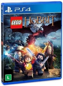 Jogo Lego Hobbit - PS4 - PLAY 4 - PLAYSTATION 4 - Aventura