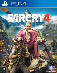 JOGO FAR CRY 4 - PS4 - PLAY 4 - PLAYSTATION 4 - AVENTURA