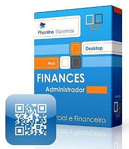 FINANCES Administrador com NFC-e