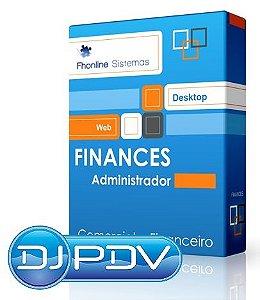 FINANCES Administrador com DJPDV