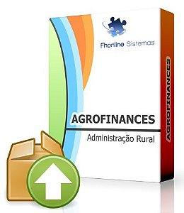 AGROFINANCES Atualização