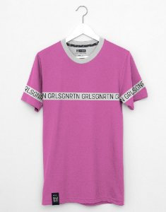T-Shirt Oversized Girls Generation SNSD Pink