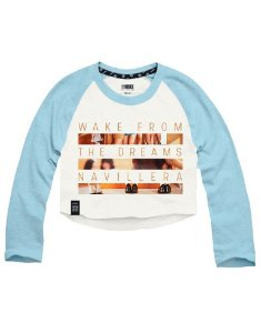 Cropped Raglan GFRIEND Wake From The Dreams Navillera