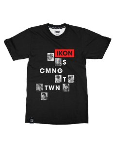 Tshirt iKON Is Coming To Town