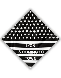 Bandana iKON Is Coming To Town