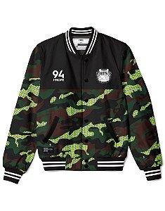 Bomber Jacket BTS Camo (Personalizado)