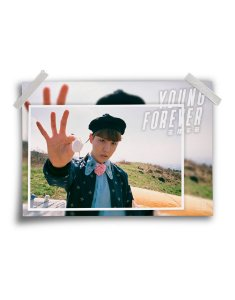 Poster BTS Young Forever J-Hope
