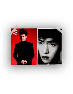 Poster EXO Monster Lay