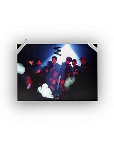 Poster EXO Monster Live