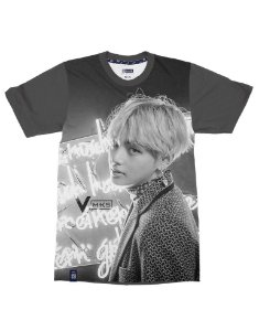 T-Shirt Black Shade BTS V