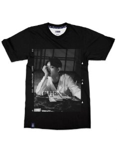 T-Shirt Black Shade EXO Chen