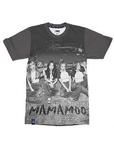 T-Shirt Black Shade MAMAMOO