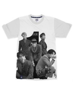 T-Shirt Black Shade SHINee