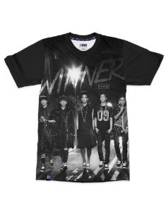T-Shirt Black Shade WINNER