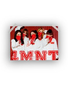 Combo Posters 4MINUTE Hate