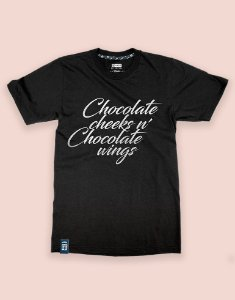 T-Shirt BTS TWT Colletion Chocolate Wings