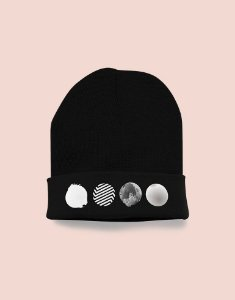 Gorro BTS TWT Collection Wings