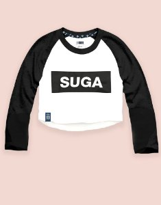 Cropped Raglan BTS Members