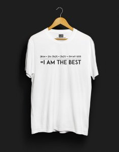 T-shirt 2NE1 I Am the Best