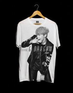 T-Shirt Black Shade Big Bang G-Dragon