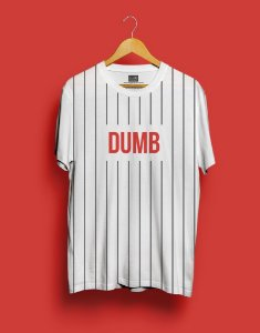 T-Shirt Red Velvet Dumb Dumb
