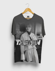 T-Shirt Black Shade SHINee Taemin
