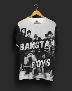 T-Shirt Black Shade Bangtan Boys BTS