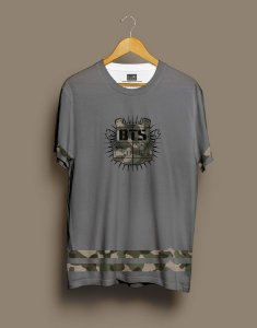 T-shirt Bangtan Boys BTS Army