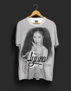 T-Shirt Black Shade 4MINUTE Hyuna