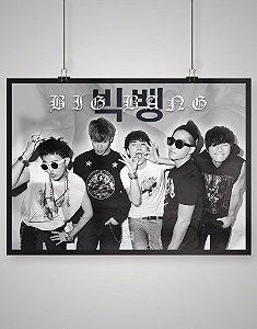 Poster Black Shade BIGBANG