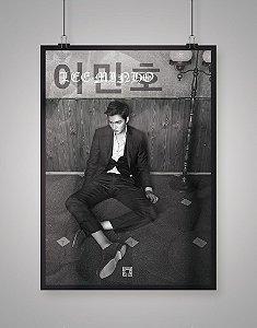 Poster Black Shade Lee Minho