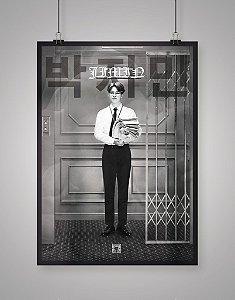 Poster Black Shade Jimin BTS