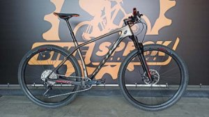 Bicicleta Scott Scale 910 Carbono - L