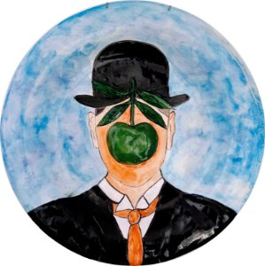 Prato Rene Magritte