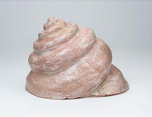 Concha de cerâmica - Artista Silvana Tinelli