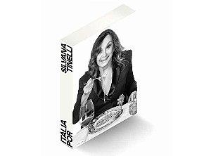 Livro Box com Capa Dura - Itália Por Silvana Tinelli