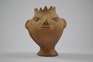 Cabeça vaso - Mestra Irinéia
