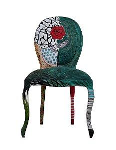 Cadeira Tigresa  - Eliane Goes